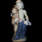 "SALE 9"" Lladro 7686 Pals Forever Figurine Juan Huerta retired MIB"