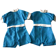 Tammy Other 12 inch Fashion Doll Blue Onesie or Jumpsuit No. 2