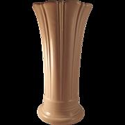 REDUCED Fiesta ware vase