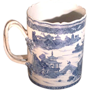 19th c. Chinese export mug