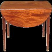 Georgian period pembroke table