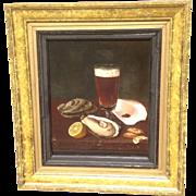 19th c. American Still Life Painting