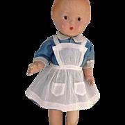 Sweet Vintage Nurse Type Dress and Apron