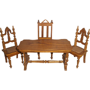 4 Pieces of Schneegas Dining Room Furniture