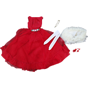 Barbie Junior Prom Outfit Complete with Stole and Necklace