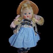 Beautiful Vogue Strung Ginny Doll All Original