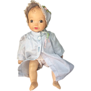 Terri Lee 1950's Linda Baby Doll with 2 Tagged Outfits