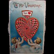 Genuine Mechanical Valentine Card