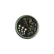 Vintage Lion Button
