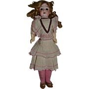 Nice german all original little doll for the french market