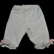 Cotton vintage pantaloon four your little doll