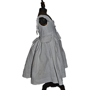 Lovely antique victorian dress for child like dress for HURET dolls