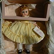 SALE Vintage Madame Alexander Lissy Face Little Women Amy Mint in Box # 1225.