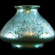 SOLD Beautiful Loetz Crete Papillon Iridescent Vase