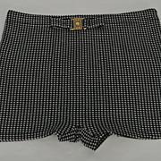 SOLD New Old Stock Rare 1960's Men's Swimsuit