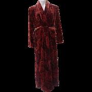 Diamond Tea Vintage Robe