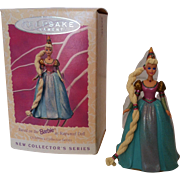 1997 Rapunzel  Hallmark Keepsake Ornament #1