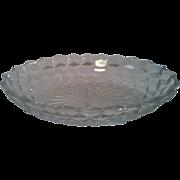 SALE Fostoria American Oval Vegetable bowl