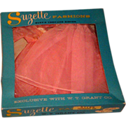 SOLD **RESERVED FOR ELIZABETH**Boxed Outfit for Uneeda Suzette Doll
