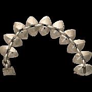 Georg Jensen Sterling Silver Bracelet by Nanna Ditzel No. 106
