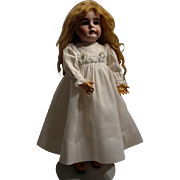 gorgeous white slip and dress for your German doll