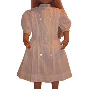 Lovely antique dress for your German for French doll