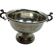 REDUCED Reed and Barton Sterling Silver Christening Cup