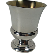 SALE International Sterling Gold Wash Urn