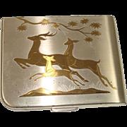 SALE Elgin American Deer Compact