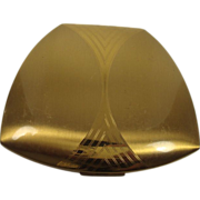Elgin American Art Deco Style Compact
