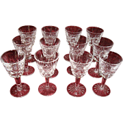 Waterford Crystal Lismore Cordial Glasses