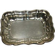 Reed and Barton Sterling Windsor Pattern Pin Tray or Ash Tray