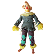 Vintage SCARECROW from The Wizard of Oz, 1974, MEGO Corp