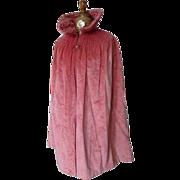 SOLD Evening Cape, Coat, Evening Clothing, Dress, Gown, Flapper, 1920, Opera Coat,1920s
