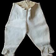 Sporting Knee Breeches, J. Dege & Sons, Antique Breeches, Riding Breeches, Military Breeches,