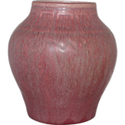 Decorated Rookwood Vase w/ Luscious Glaze, 1929, Cincinnati