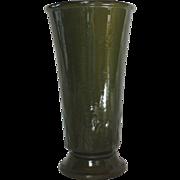 "Western Stoneware Monmouth Vase 11½"", post - 1930"