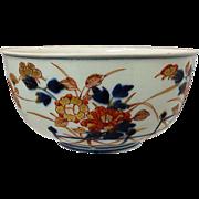 17th Century Japanese Imari Porcelain Bowl