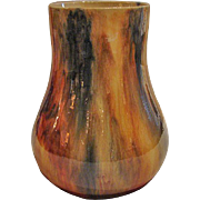 Crown Point Ware American Art Pottery Vase