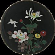 Meiji Period Japanese Cloisonne Box