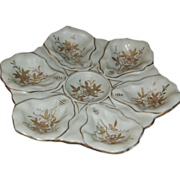 Victoria (Austria) Carlsbad Oyster Plate - Set of 8