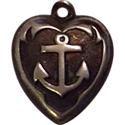 Sterling Heart - WWII Military Sweetheart