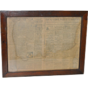 New York Daily Gazette 1789