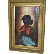 19th Century Portrait of African American Woman