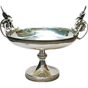 Tiffany Sterling Silver Fruit Stand/Tazza