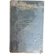 1864 Reports of Committee on the Conduct of the War: Fort Pillow Massacre, Returned Prisoners