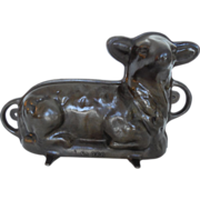 Vintage Griswold Cast Iron Lamb No. 866 Cake Mold Seasoned Ready for Easter Use!