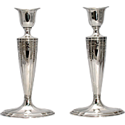 Tiffany & Co. Pair of Candlesticks