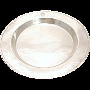 SALE Lebolt Art &  Crafts Sterling Silver Serving Dish or Bowl