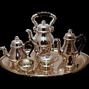 SALE Tiffany & Co. Georgian Style Sterling Silver Tea Set